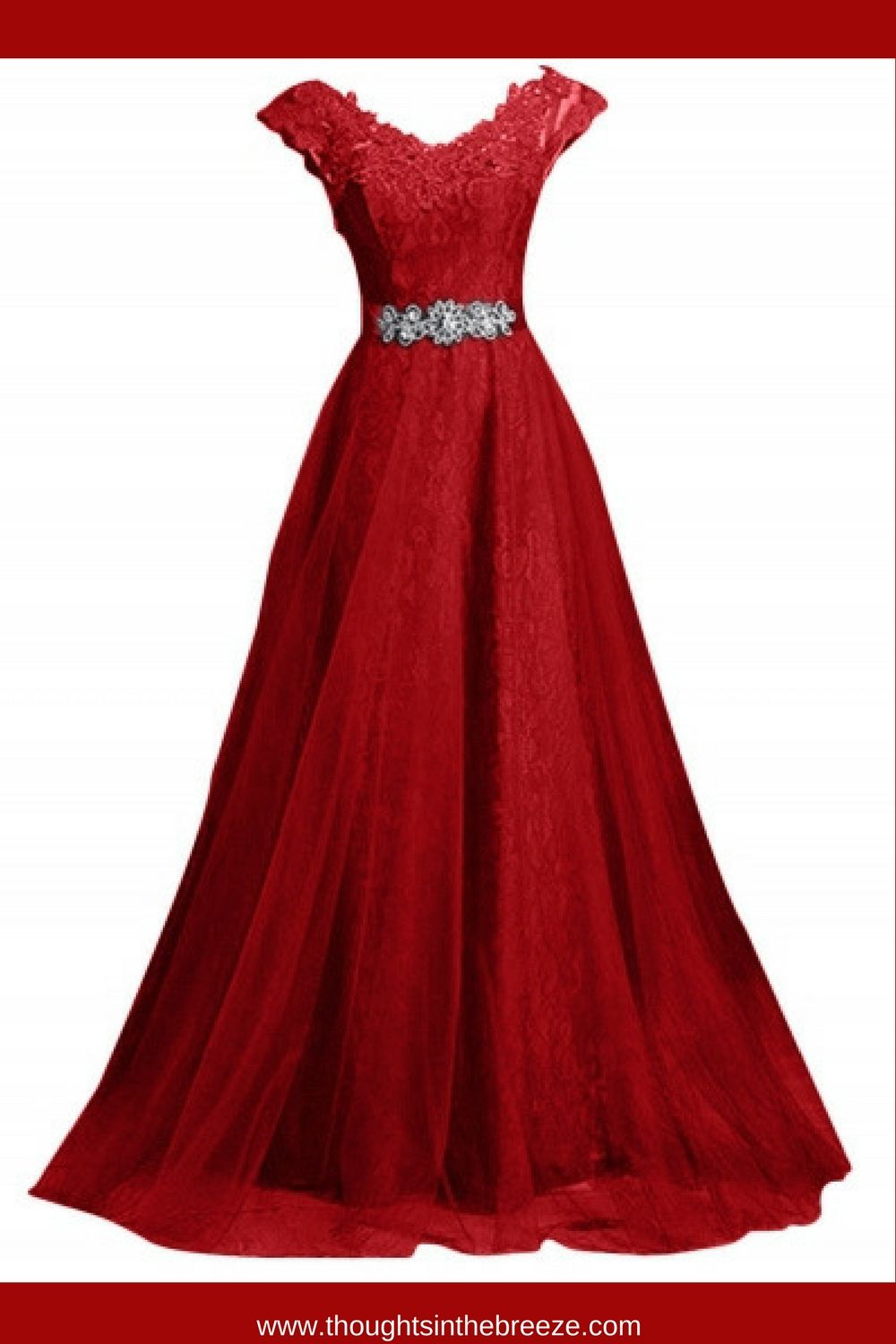Womenus floral lace paneled v neck prom dress looking for an