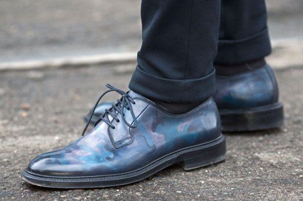 Street Style: Milan Fashion Week Fall Winter 2013 - Best Street Style for Men - Esquire
