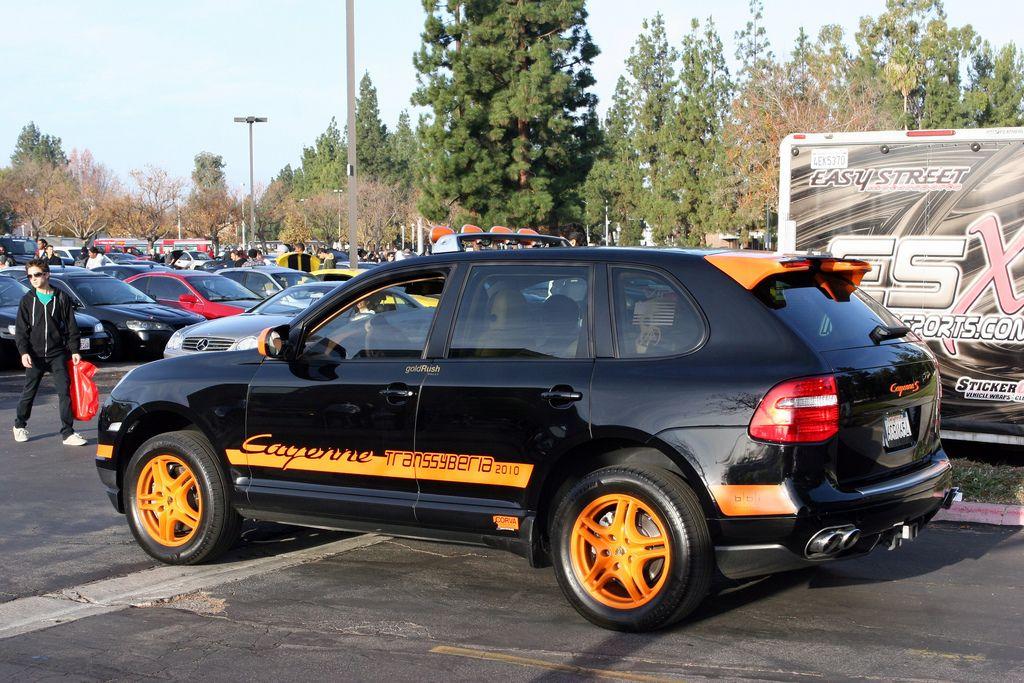 Porsche Cayenne S Transsyberia Cool Autos Pinterest Porsche
