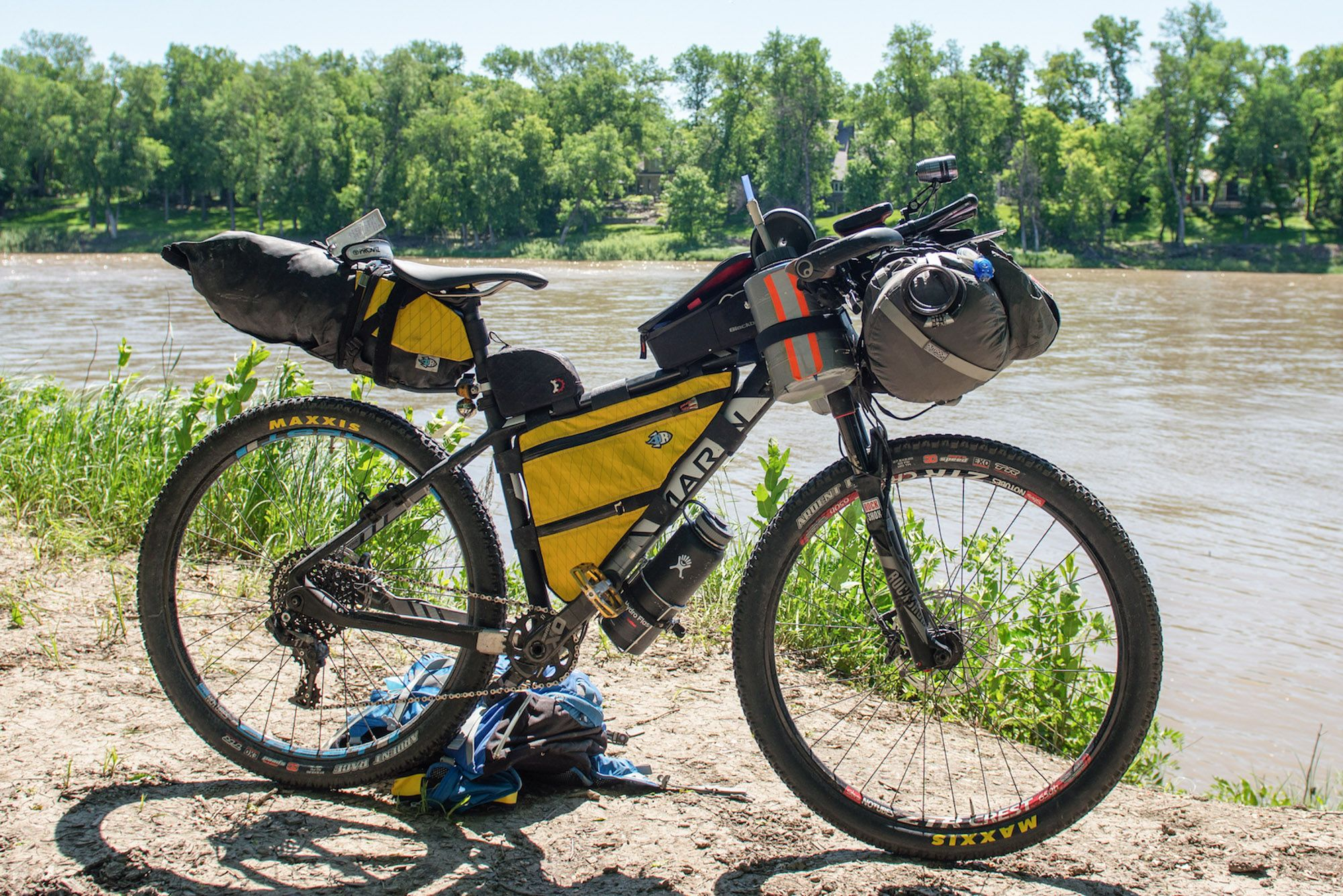 2016 Tour Divide Rigs Bike Packing