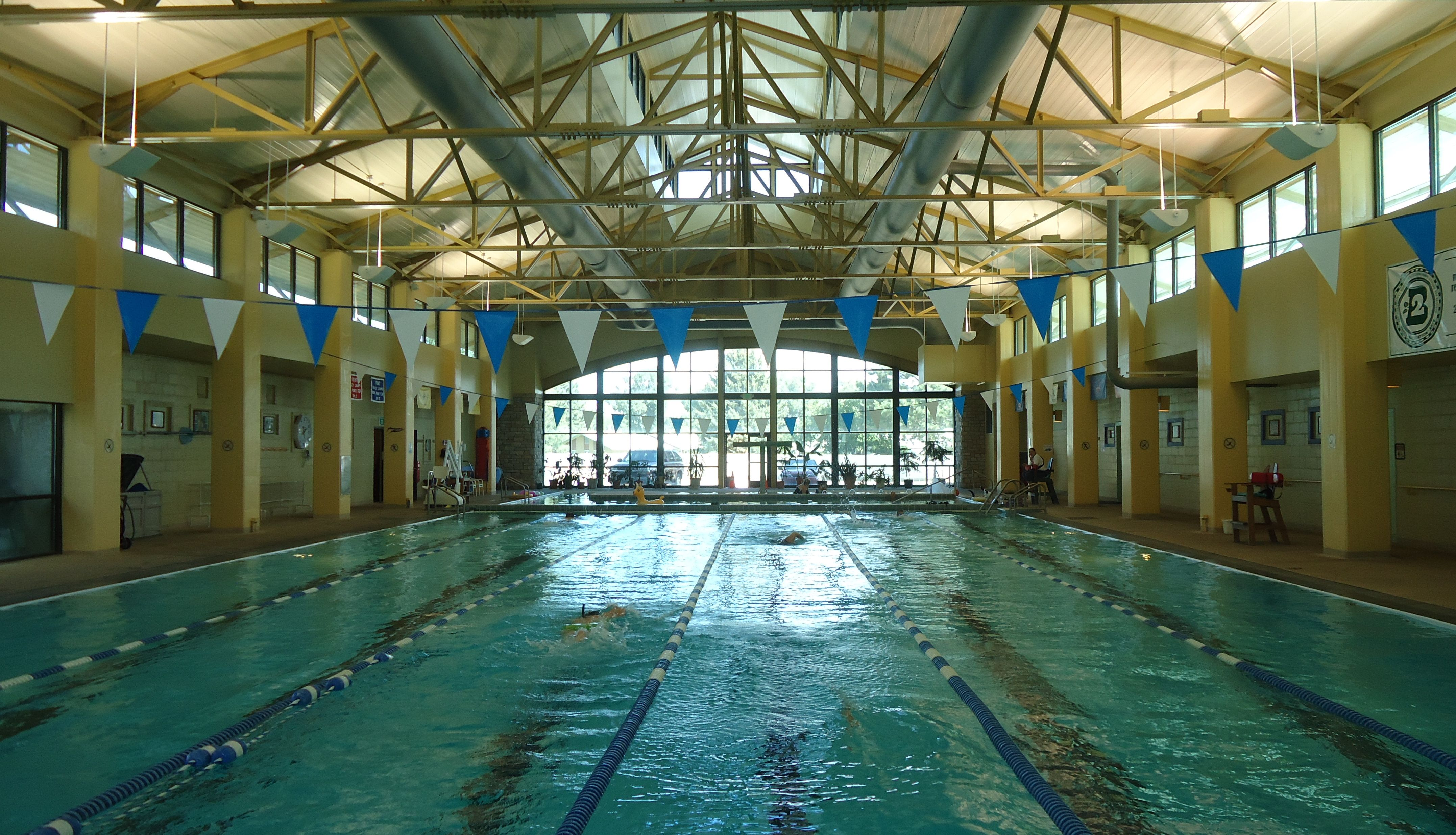 Salida Hot Springs Aquatic Center Public And Private Pools Salida Colorado Recreation Programs