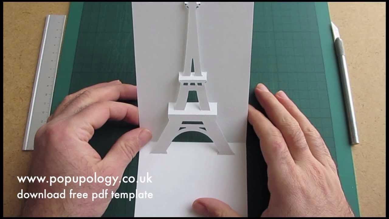 Imagen De Http I Ytimg Com Vi Wm4igeqrcoo Maxresdefault Jpg Card Tutorial Paper Pop Pop Up Cards