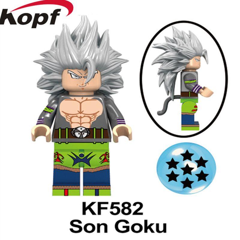 Son Goku Son Goku Mini Figures Goku