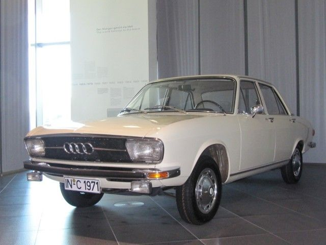 Classic Audi 100s Gather In Germany The Car That Saved Audi