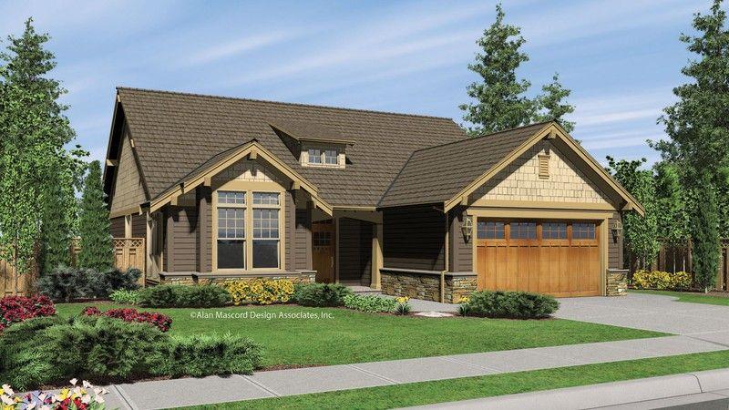 Incredible Mascord House Plan 1103Ba House Plans Home And The Ojays Inspirational Interior Design Netriciaus