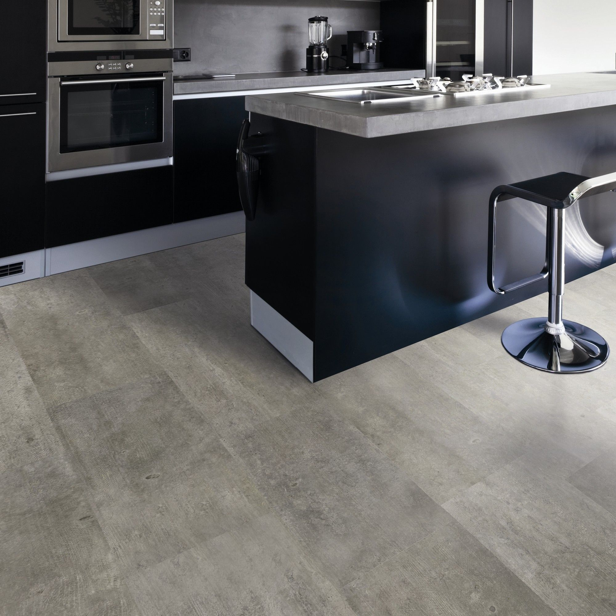 Wicanders artcomfort 11 58 engineered cork flooring in beton haze hardwood flooring dailygadgetfo Choice Image