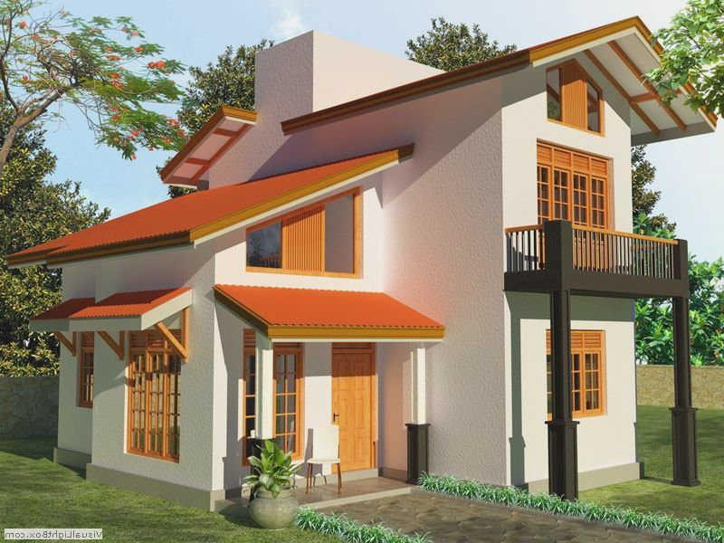 Simple House Designs In Sri Lanka House
