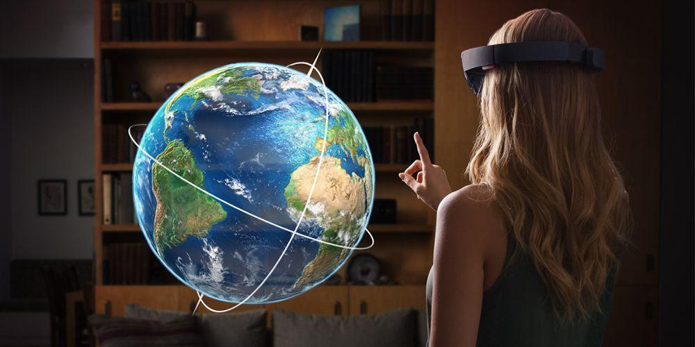Tek HoloLens