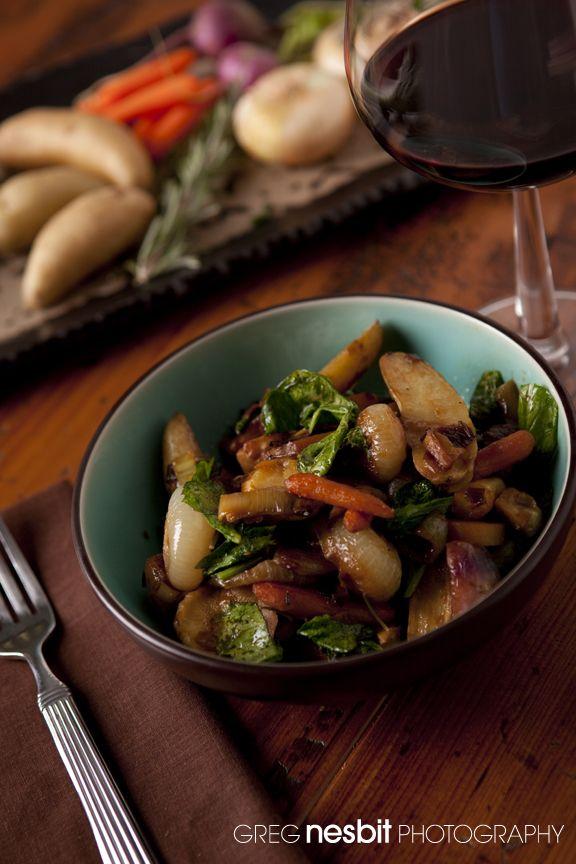 Root Vegetable Stew - Vibrant Rioja - At Home recipe book | Greg Nesbit Photography www.gregnesbit.com