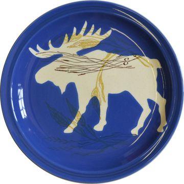 Sarah Cihatu0027s Rehab Dinner Plate Moose  sc 1 st  Pinterest & Sarah Cihatu0027s Rehab Dinner Plate Moose | Moose Tracks | Pinterest ...