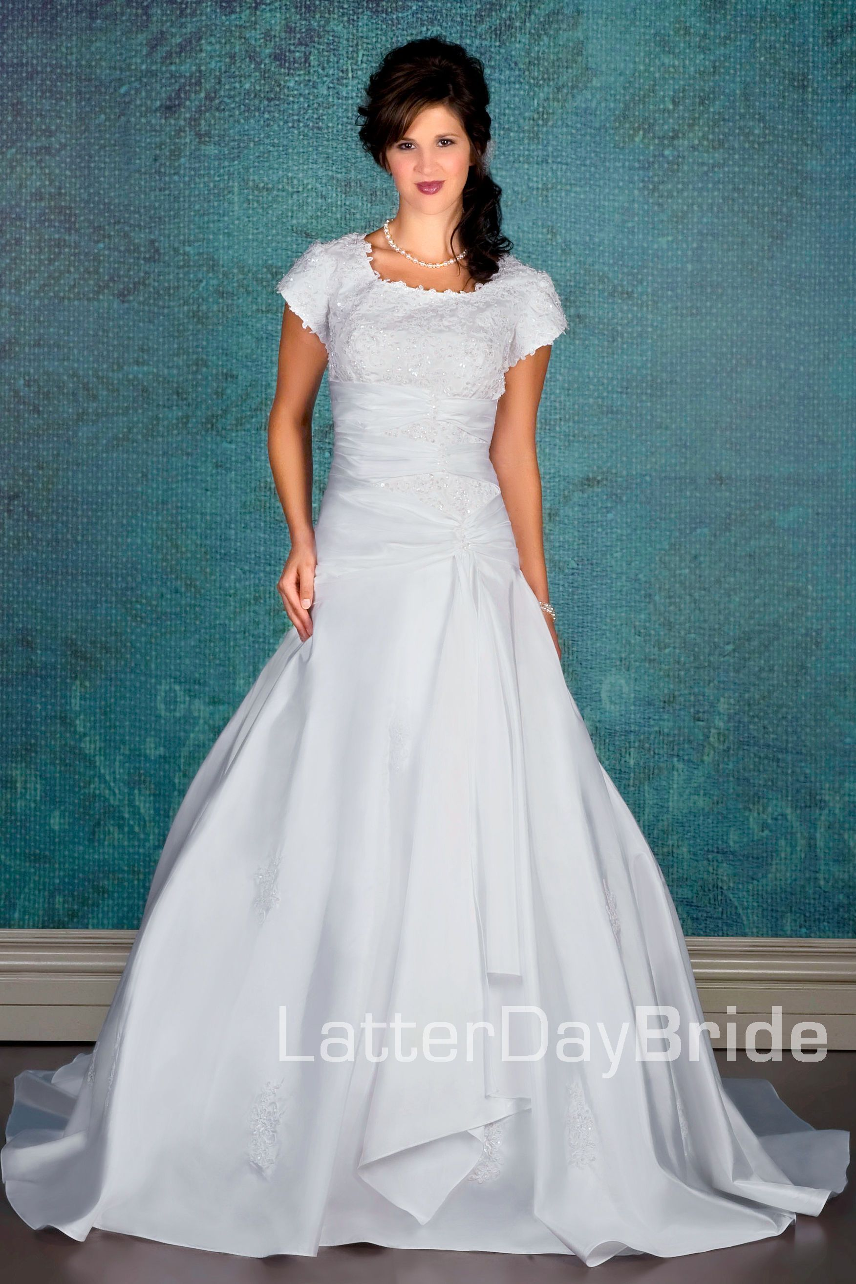 Someday....down the road Modest wedding dresses