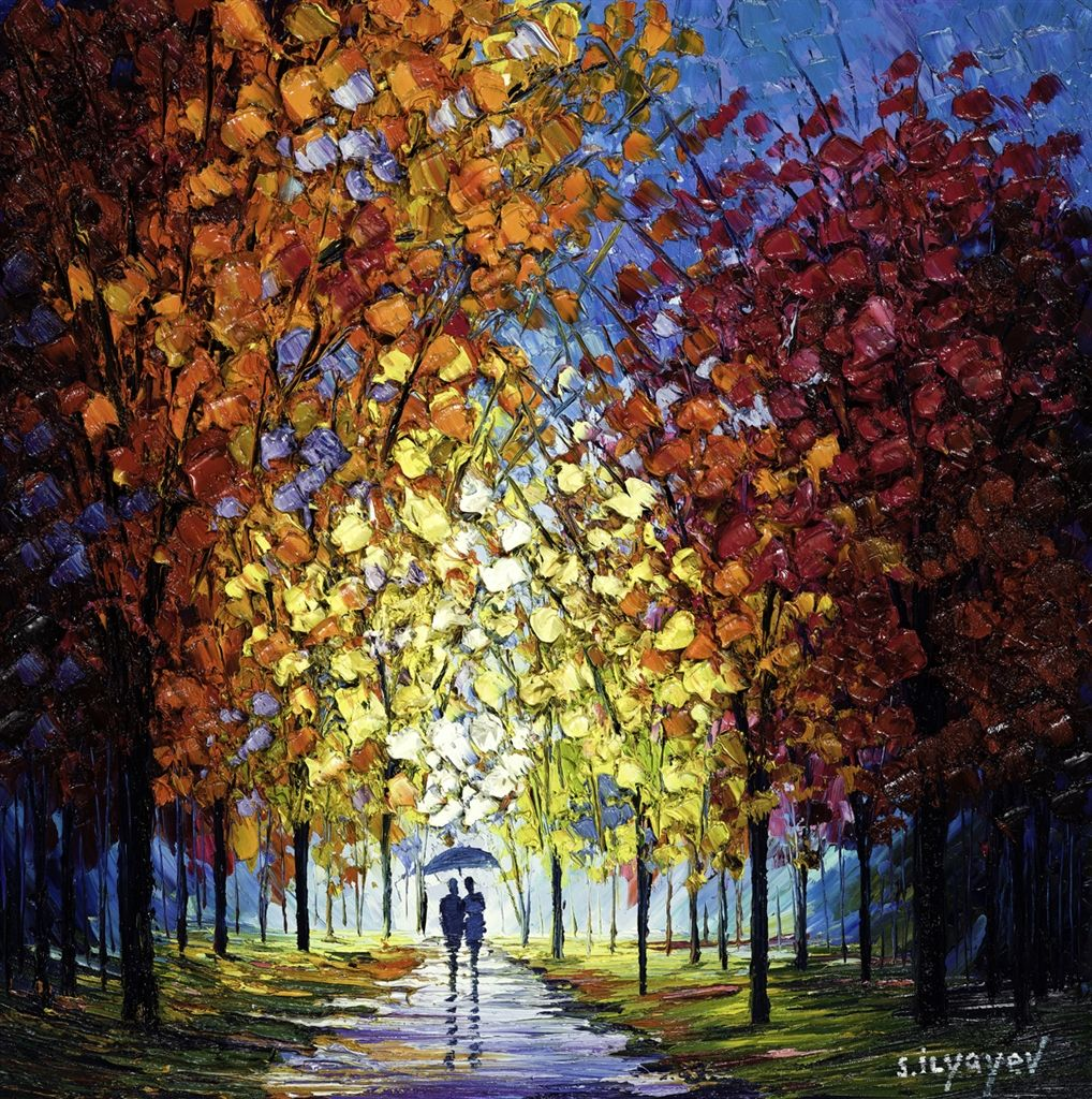 Browse Artwork Park West Gallery Canvas Art Painting Oil Painting Nature Canvas Drawings