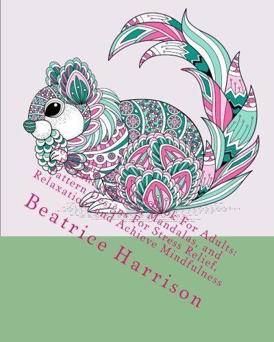 Mandalas Coloring Book Elegant Animals Pattern Beautiful Adult Gift Women Men 1523933984