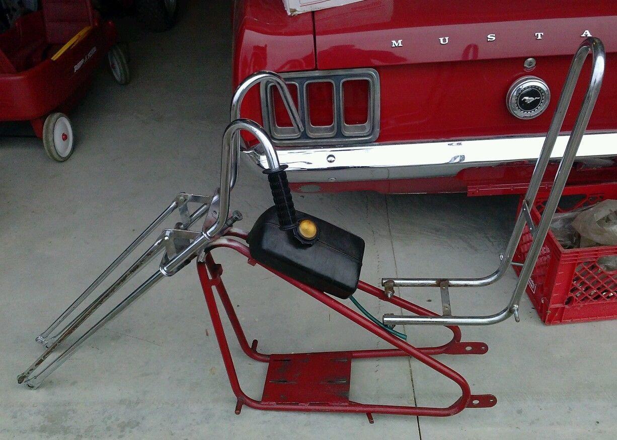 Beautiful 1960u0027s 1970u0027s Ruttman Mini Bike Chopper Rupp Bonanza | EBay