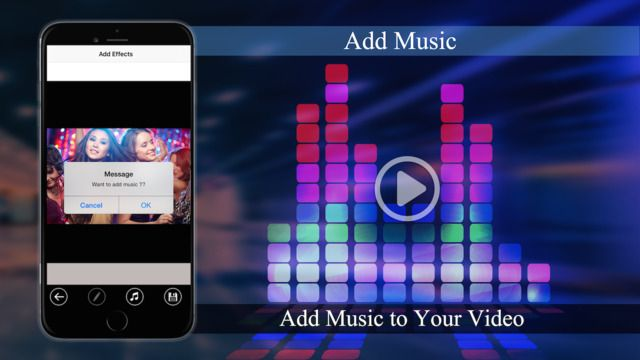 Video Merger Combine Two Or More Videos Into A Single Video On The App Store Add Music Video Merger