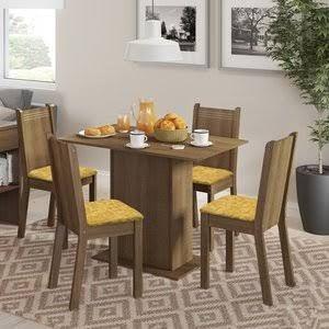 mesa com 4 cadeiras baratos - Pesquisa Google $375,