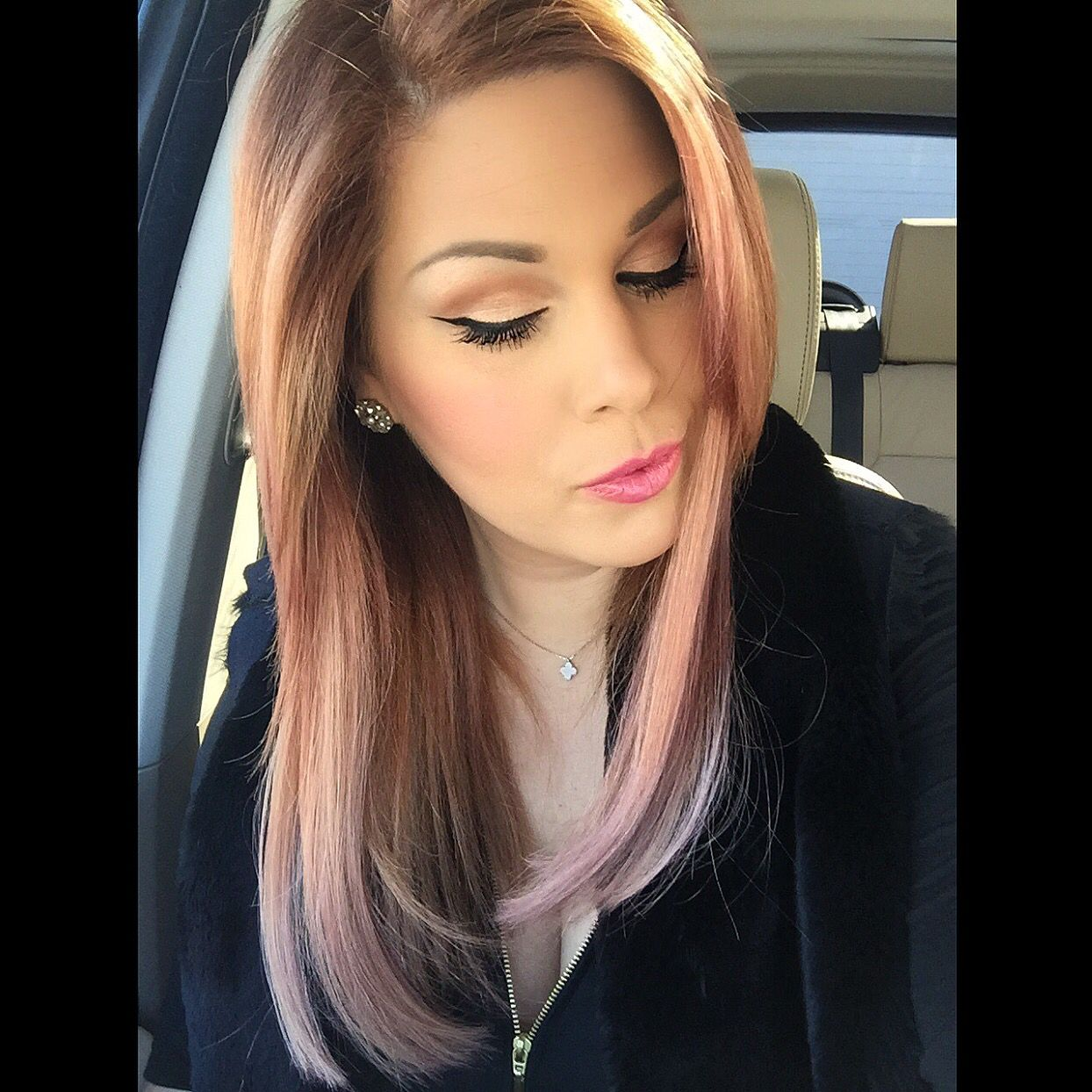 Pinkhair pastel hair for spring thereus nothing like a splash of