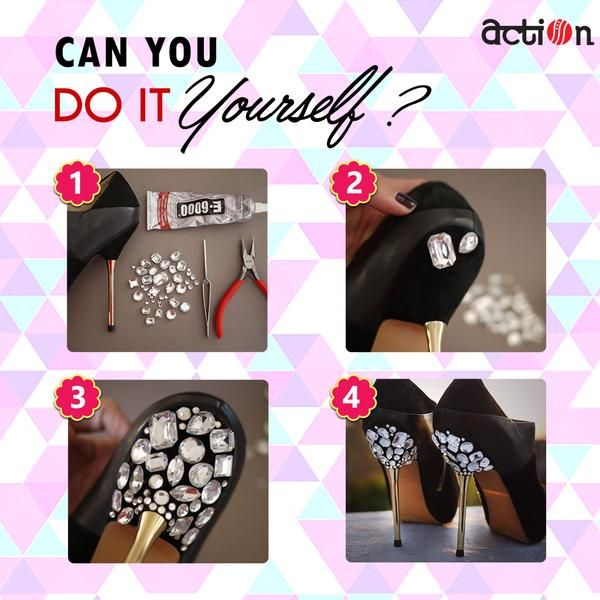 Bring out your creative streak with #Action. Share your #DoItYourself pictures with us.