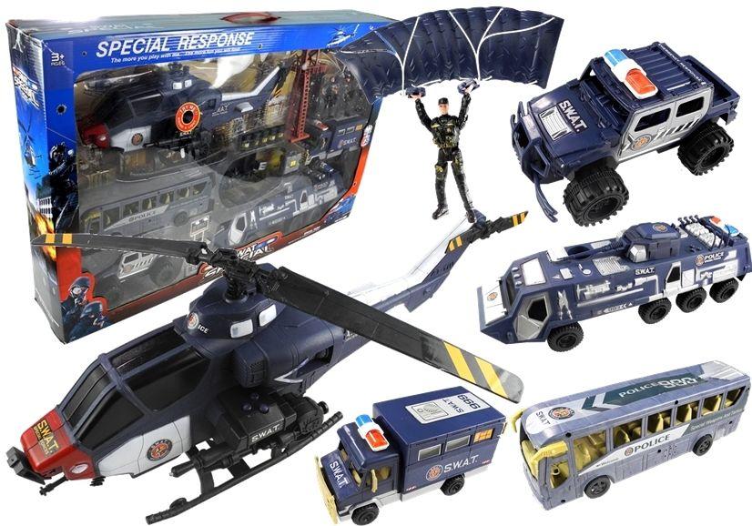 Polizei Set Spielzeug