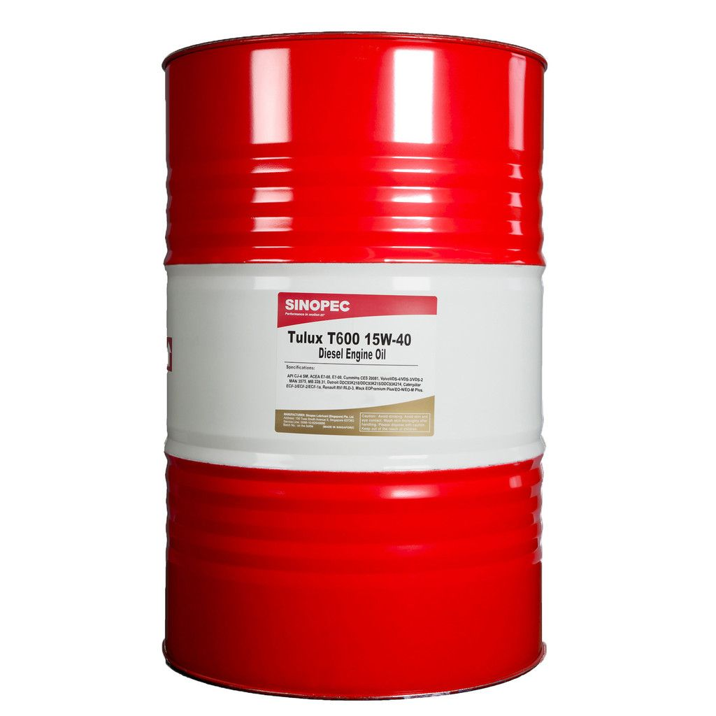 15w40 cj 4 synthetic blend motor oil 55 gallon barrel