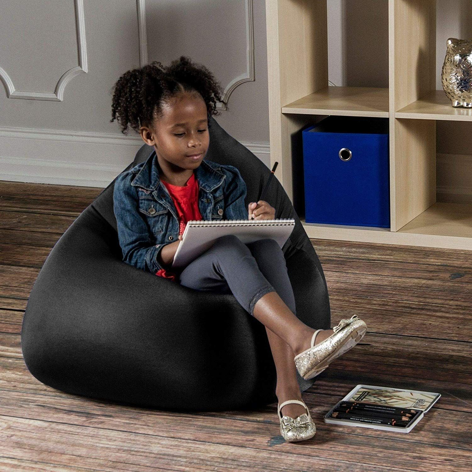 Surprising Giant Bean Bag Chairs For Adults Daily Cool Gadgets Creativecarmelina Interior Chair Design Creativecarmelinacom