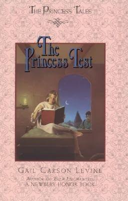 Day 41 The Princess Test Gail Carson Levine