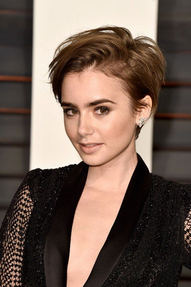 50 celebrities with short hairstyles: The best Pixie crops ever