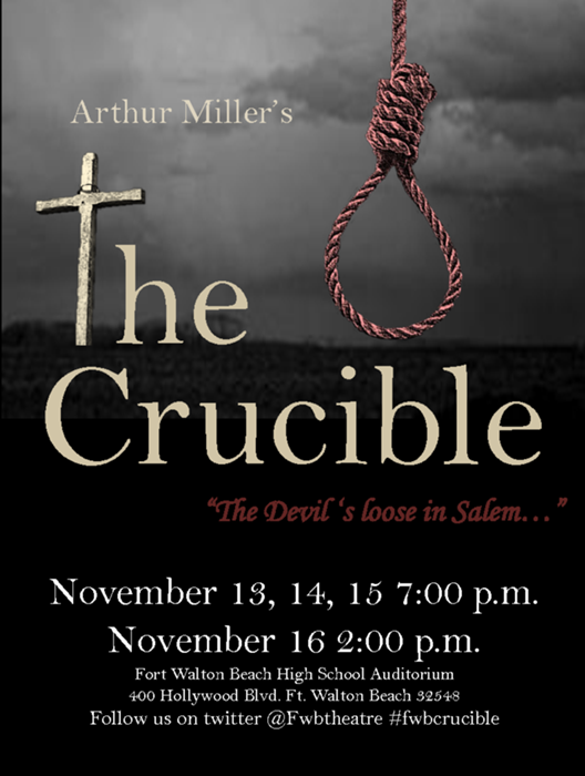 Pin By Neil Stewart On The Crucible Existing Promotional Material