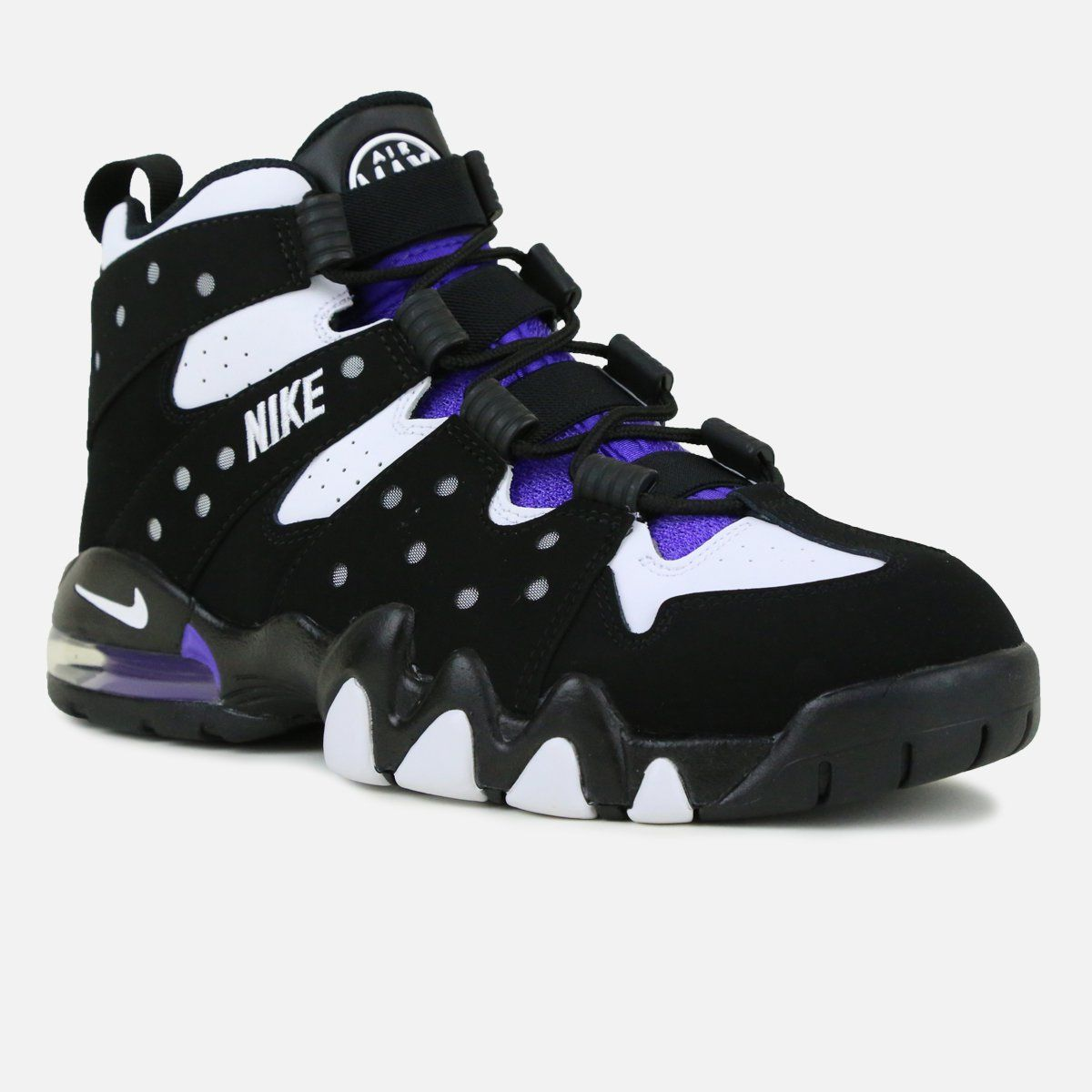 Nike Air Max 2 CB '94 - Black / Pure Purple-White - Images