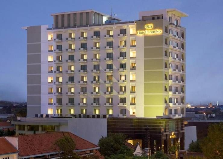 Kamar Hotel Hotel Harga Kamar Hotel Santika Pandegiling Surabaya