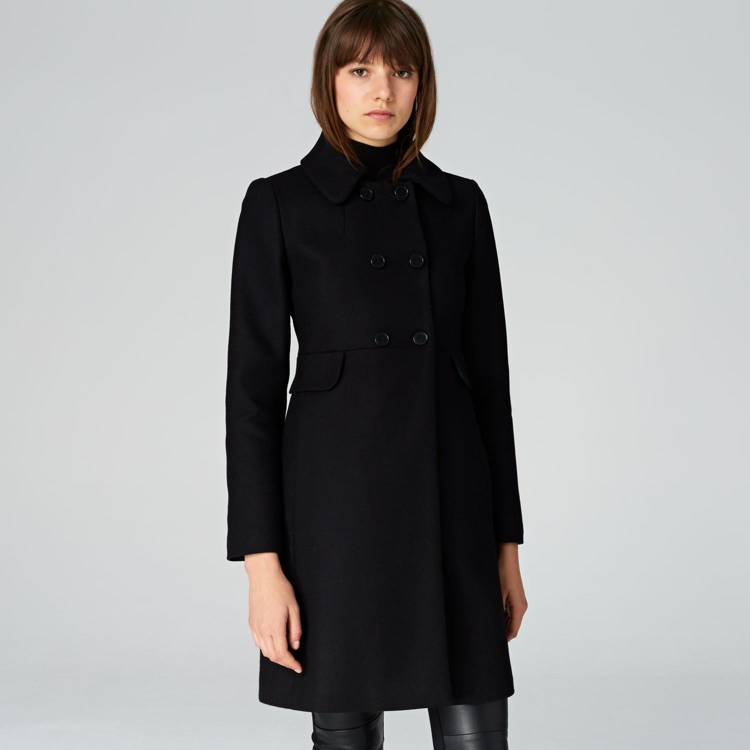 Hallhuber mantel coat