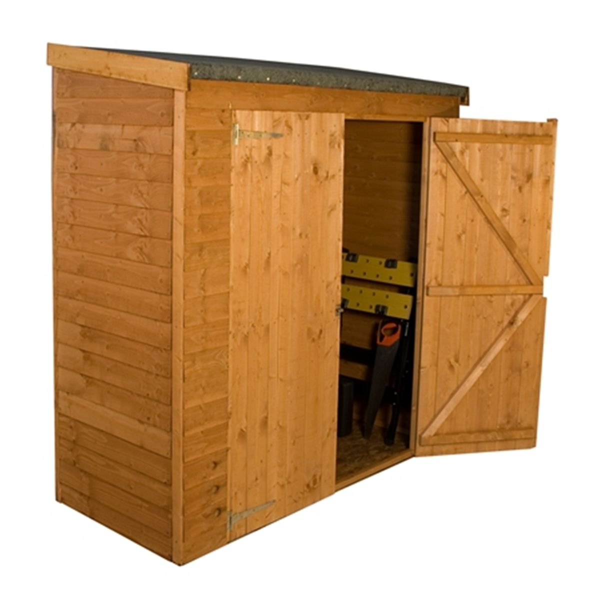 6 X 2u00276 Value Pent Storage Shed