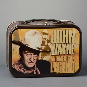 Lunch Box featuring John Wayne