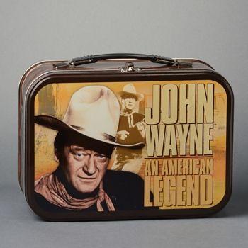 Lunch Box featuring John Wayne