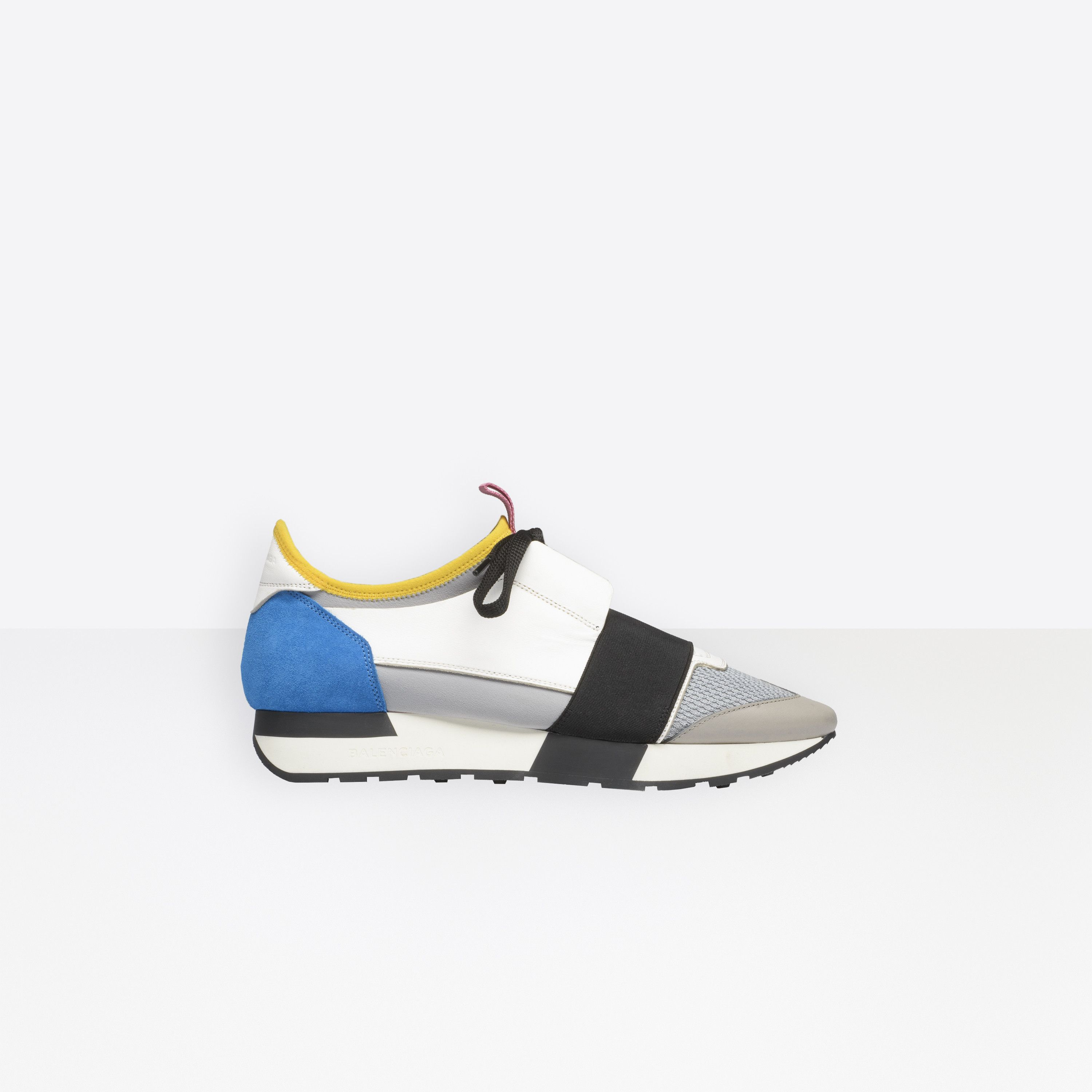 b999bc657aa2 Discover the latest collection of Balenciaga Race Shoes for Women at the  official online store.