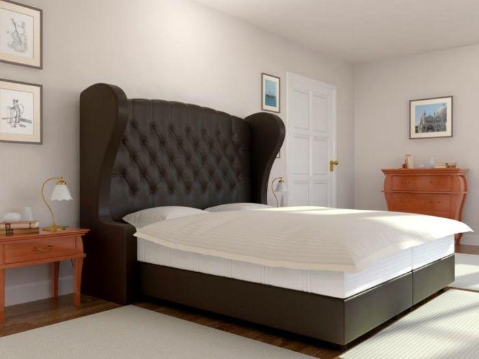 elegantes komfortables Boxspringbett Elisabeth Schlafzimmer - schlafzimmer komplett billig