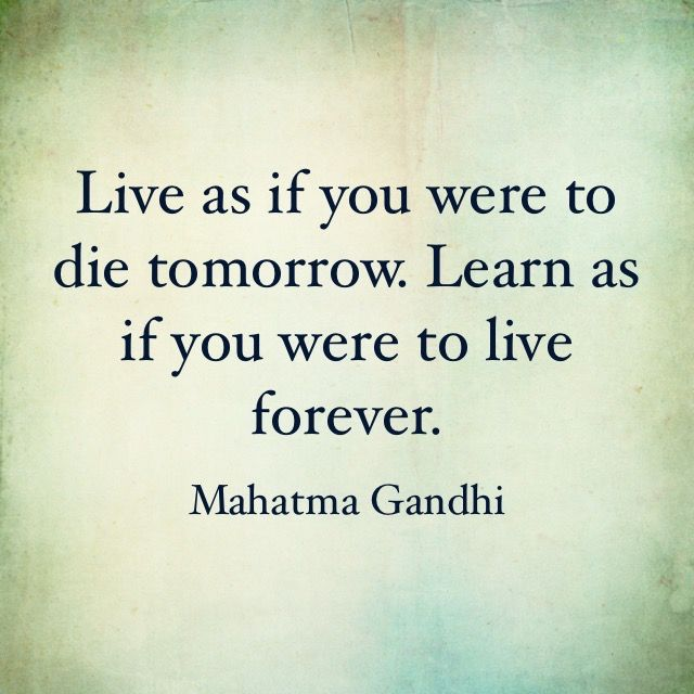 Quotes On Learning Quotemahatma Gandhi  Violent Men Have Not Been Known In .