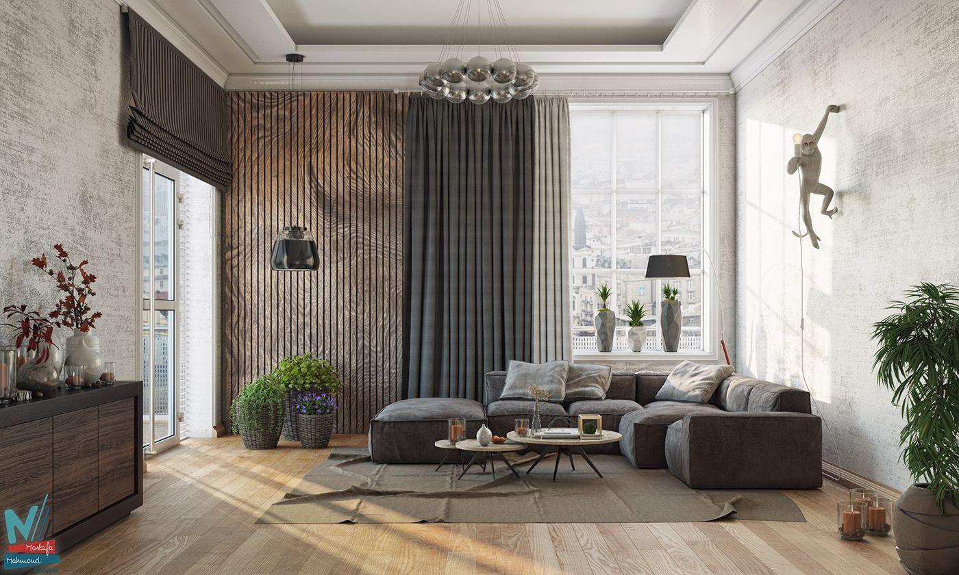 3D Interior Scenes File 3dsmax Model Livingroom 216 | Scenes