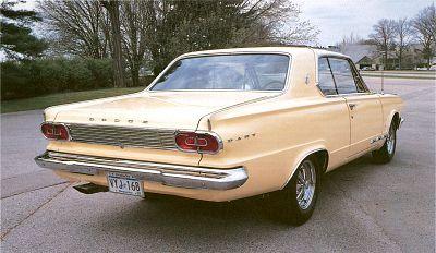 Dodge Dart Gt 1966 Dodge