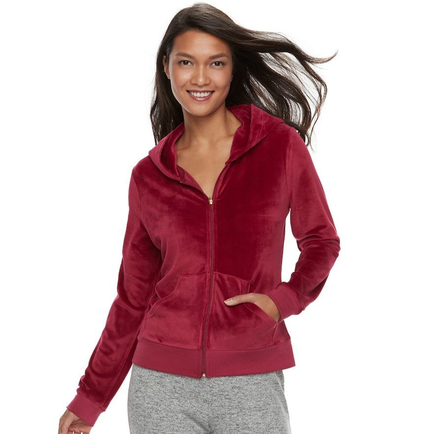 Women S Juicy Couture Supersoft Velour Graphic Jacket Velour Jackets Juicy Couture Jackets