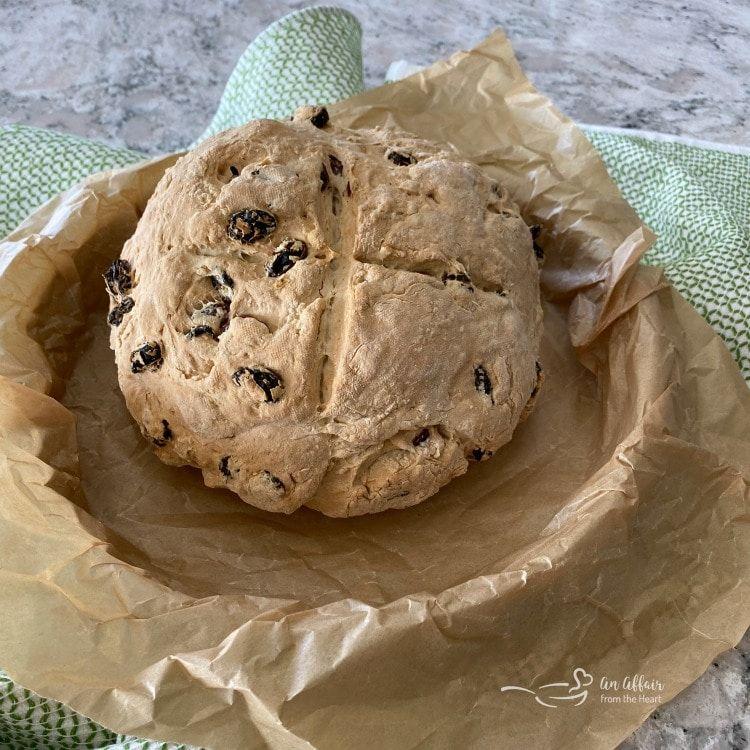 Irish Soda Bread Recipe Soda Bread Bread Baking
