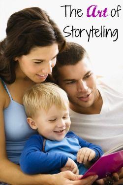 The Art of Storytelling {Playdough to Plato}
