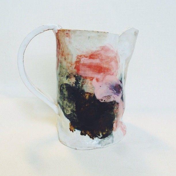 White Heat Stoneware But Jenie Jieun Lee Ceramique Poterie