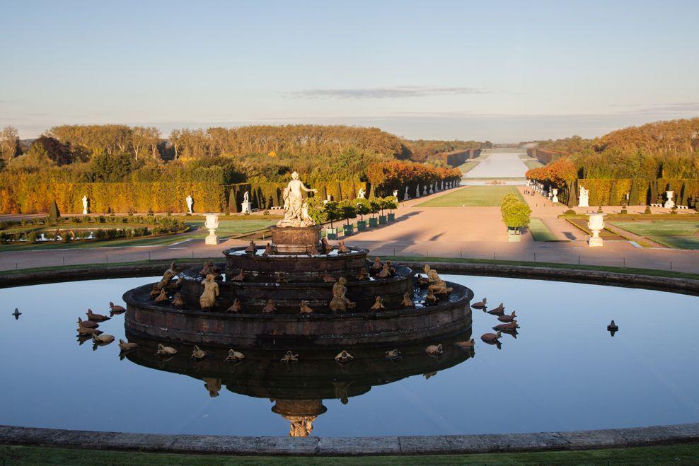 Aux origines du bassin, la fontaine aux Crapauds L\'histoire du ...