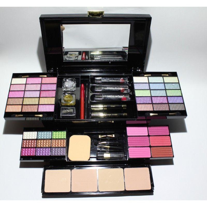 Miss Rose Professional Makeup Kit Professional Makeup Kit Makeup Kit Professional Makeup