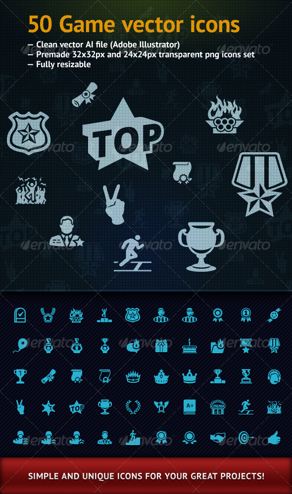 Pin by Tim Rogovets on Work Game icon, Vector icons