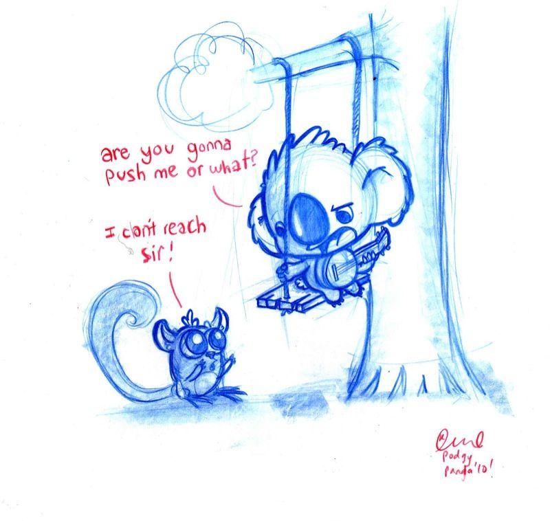 Koala song