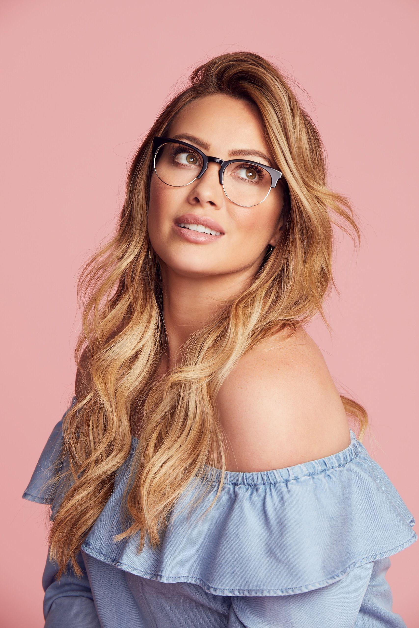786ee8c3976 Hilary Duff Muse Henrietta Eyeglasses Online in 2019