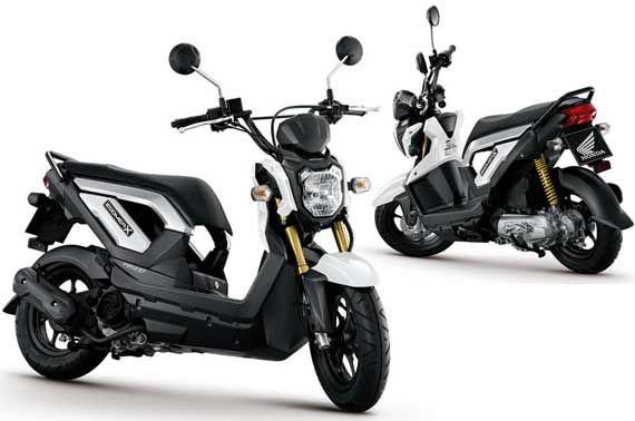 Spesifikasi Dan Harga Honda Zoomer X Terbaru 2015 Honda Motorcycle Motor