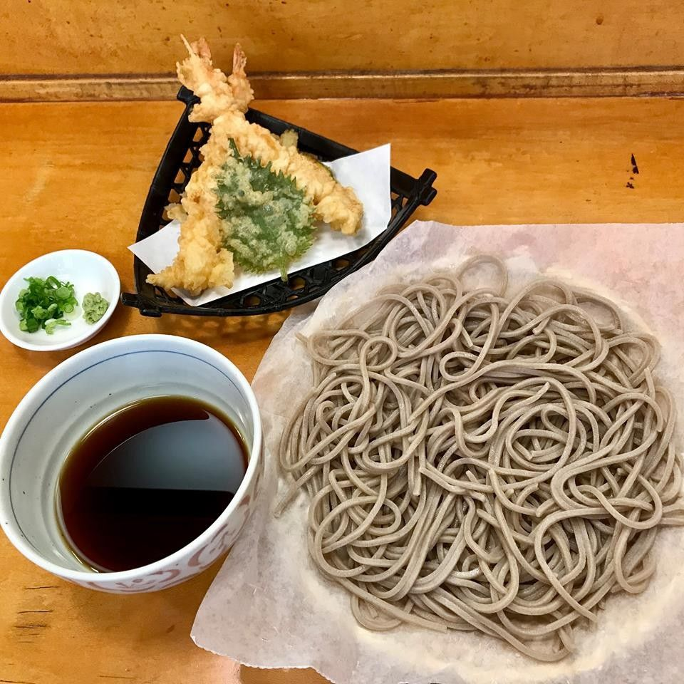 This Gardena Restaurant Serves The Best Soba In L A County Soba Foodie Food